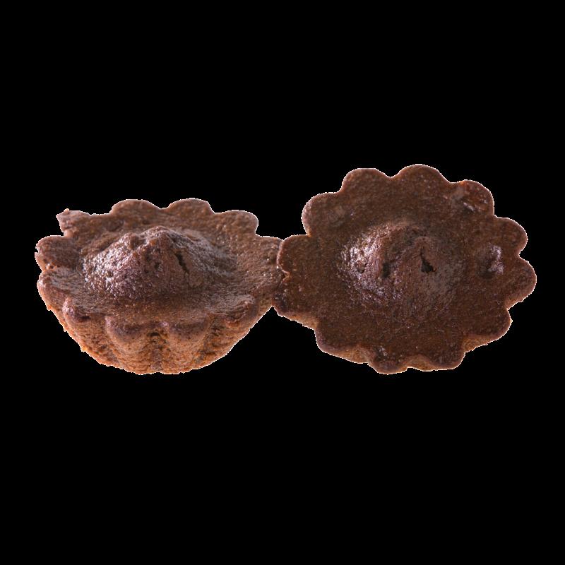 Mini Queque Chocolate