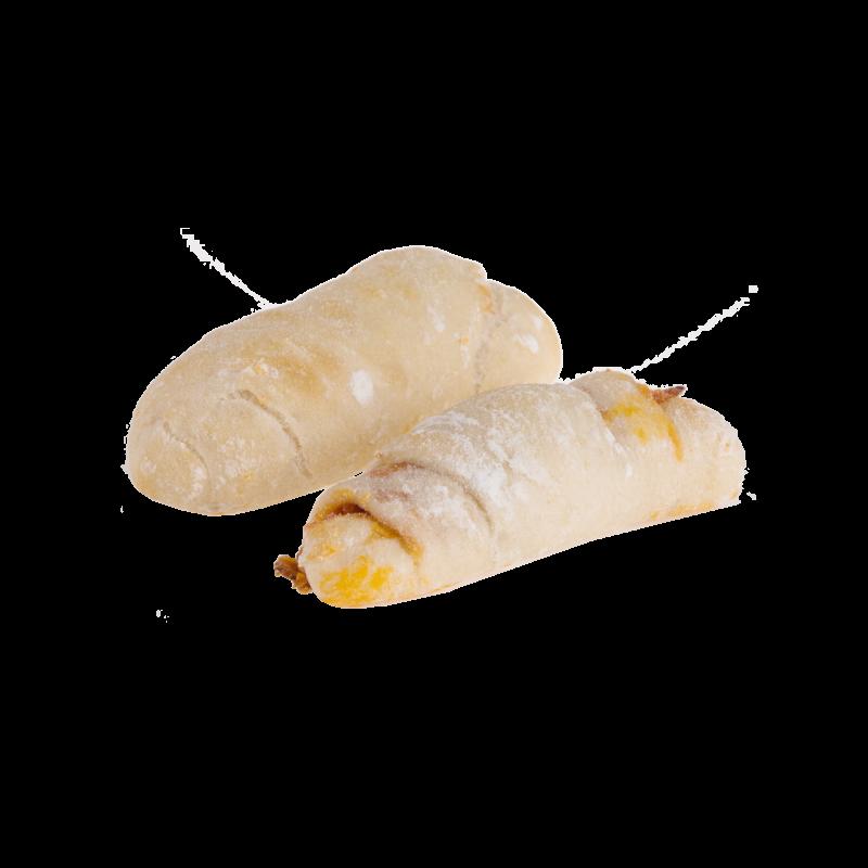 Mini Pão com Chouriço